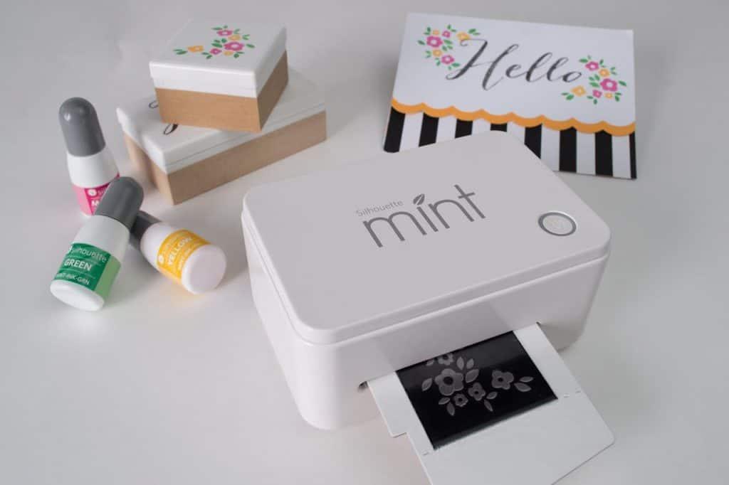Παρουσίαση εργαλείου: Silhouette Mint Custom Stamp Maker