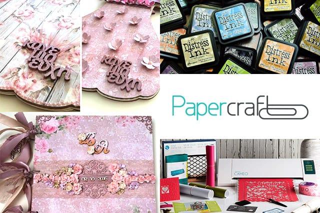 Papercraft.gr: Είδη χειροτεχνίας και γραφείου